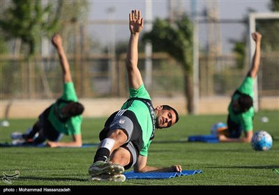 Iran Team Melli Gearing Up for Friendly with Russia