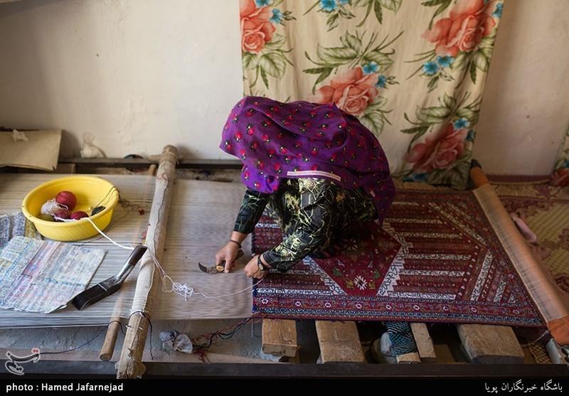 """8 رشته صنایع دستی بومی کردستاندر حال """"منسوخ شدن"""" هستند"""