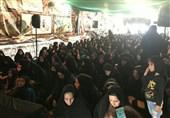 همایش رهروان زینبی در پلدختر برگزار شد