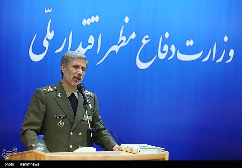 Enemies Seeking to Create Insecurity in Iran: Defense Minister