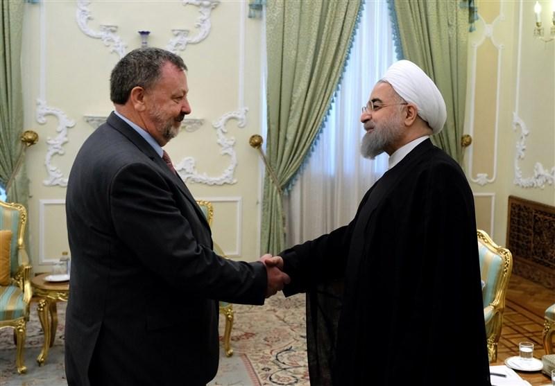 Iran Can Meet Europe's Energy Demands: President