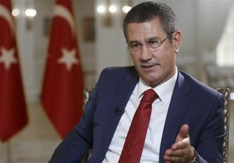 جانکلی وزیر دفاع ترکیه