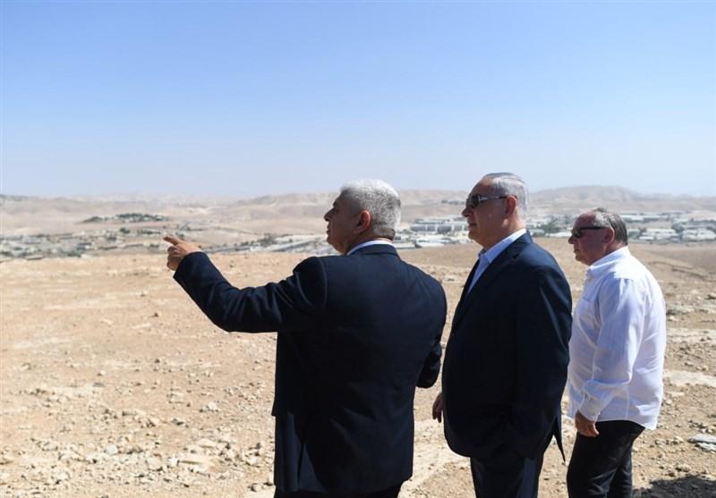 نتانیاهو شهرکسازی