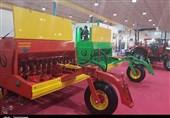 نمایشگاه صنایع و ماشینآلات کشاورزی در خرمآباد افتتاح شد