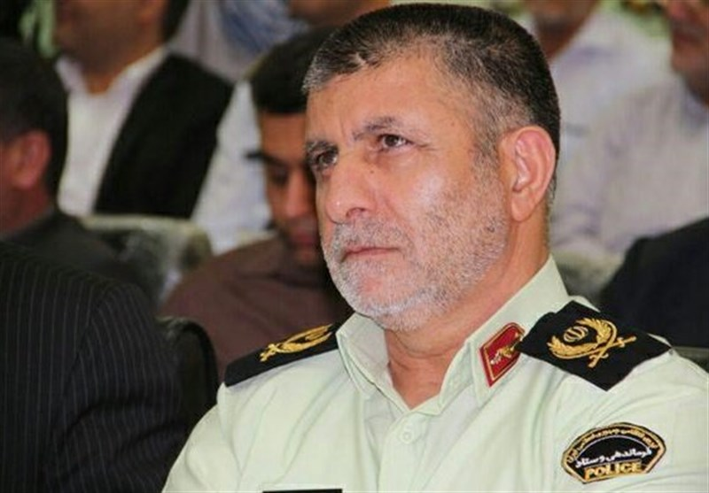 ماموریتهای نیروی انتظامی استان بوشهر با روحیه انقلابی انجام میشود