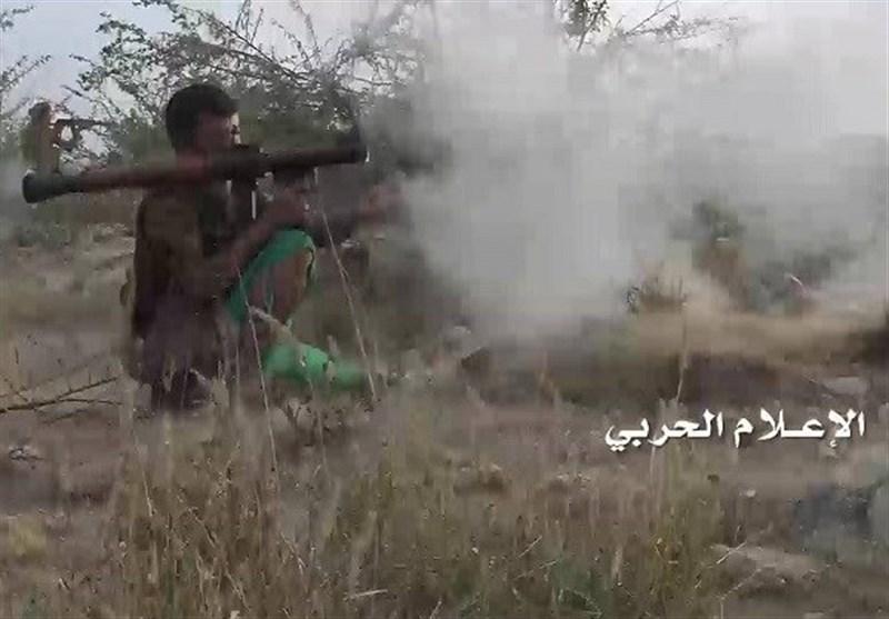 مقتل العشرات من مرتزقة العدوان السعودی فی الیمن