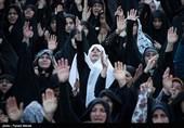 همایش بزرگ رهروان زینبی در یزد برگزار شد