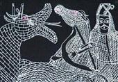 برگزاری نمایشگاه نقاشیهای هنرمند خودآموخته در خانه هنرمندان ایران