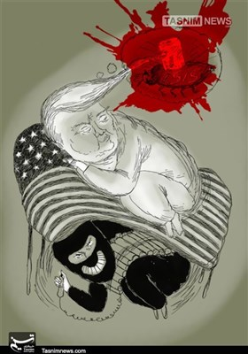داعش نے اپنی ہی ماں کو ڈس لیا !