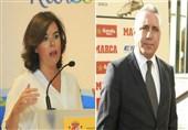 معاون نخست وزیر اسپانیا از اسطوره بارسلونا شکایت کرد