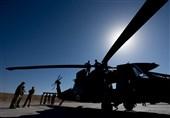 آغاز دوره آموزشی بالگردهای «بلک هاوک» در افغانستان
