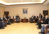 بروجردی: ایران به حمایت از سوریه تا پیروزی نهایی ادامه میدهد