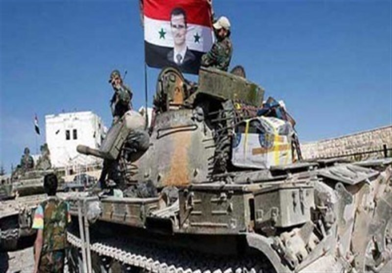 Syria Army Retakes Two Districts in Hama