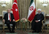 Iran, Turkey Issue Joint Statement at Conclusion of Erdogan's Visit