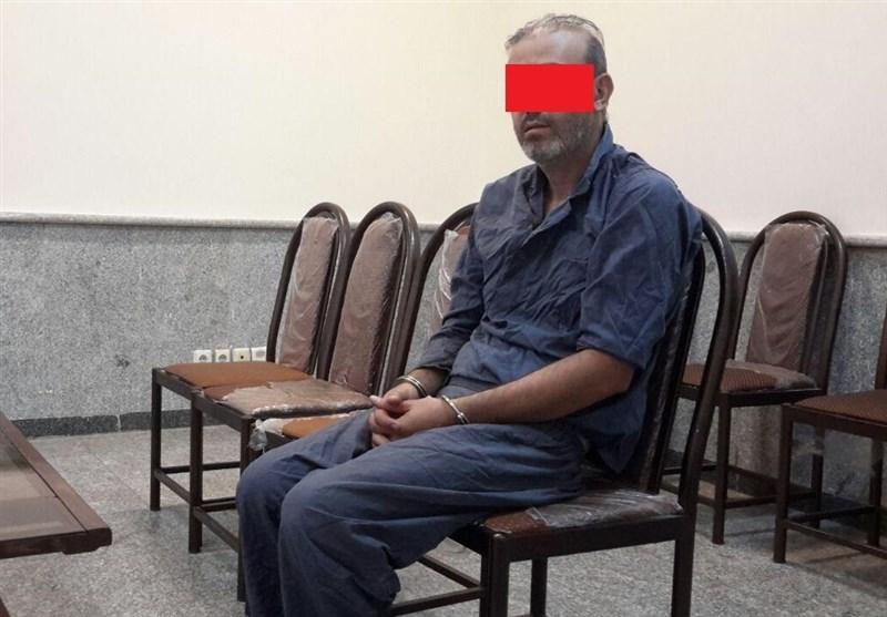 متهم قتل یوسفآباد