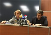 لو روی: تیم ملی ایران را خیلی دوست دارم/ سلام من را به دایی برسانید!