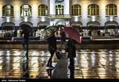 آخرین وضعیت بارشها در ایران