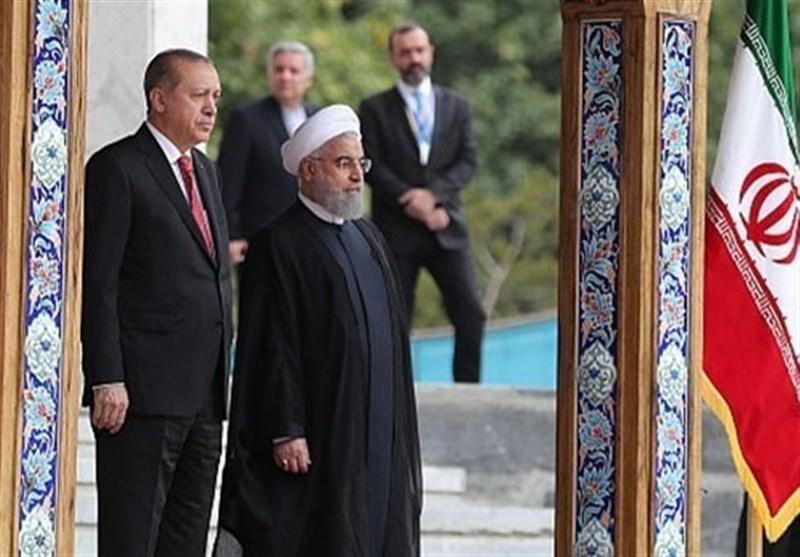 ایران ترکیا