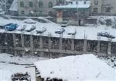 برف لاریجان