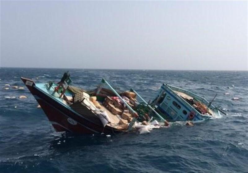 3 صیاد مفقود شده در آبهای جزیره سیری نجات یافتند