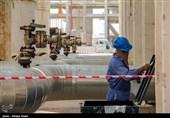 تعمیرات اساسی پالایشگاه گاز پارسیان