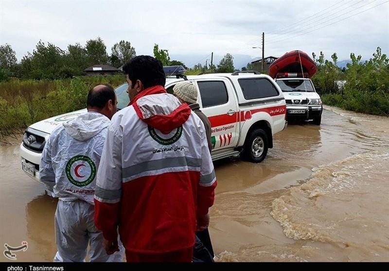 نیروهای واکنش سریع سازمان امداد و نجات هلالاحمر به 4200 نفر میرسد