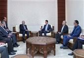 بروجردی با بشار اسد دیدار کرد