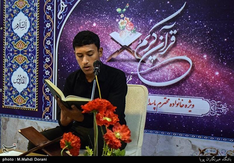 هفتمین دوره مسابقات قرآنی نیروی زمینی سپاه