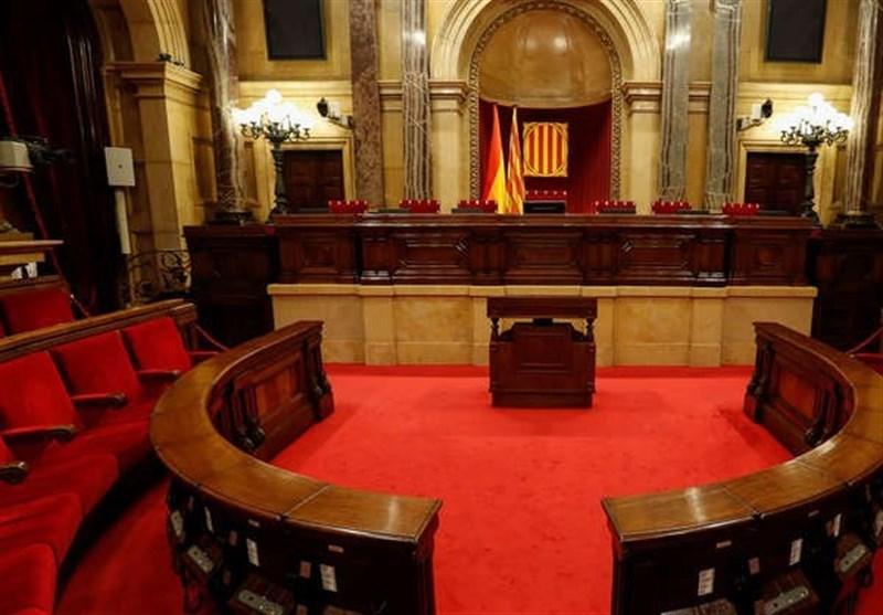 پارلمان کاتالونی