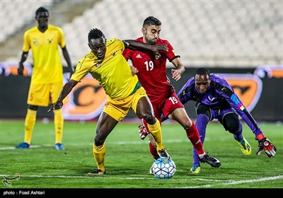Team Melli Defeats Togo in Friendly Held in Iranian Capital