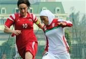 سقوط دو پلهای تیم فوتبال بانوان ایران در ردهبندی فیفا