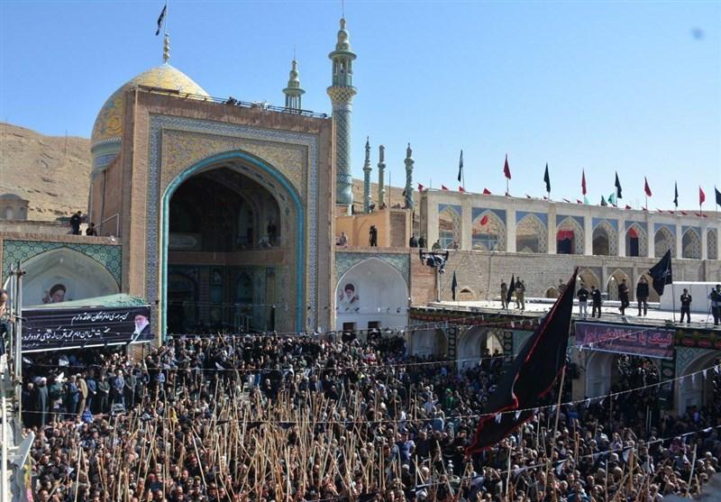 آیین سنتی و مذهبی قالیشویان مشهد اردهال کاشان به روایت تصویر