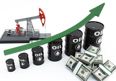 قیمت نفت از 72 دلار گذشت