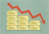 قیمت جهانی طلا امروز 1397/02/22
