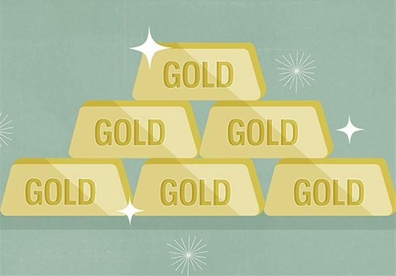 قیمت جهانی طلا امروز 1397/06/21