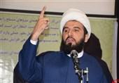 حجت الاسلام سالار سنجری- امام جمعه شهر جلفا