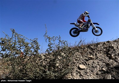 مسابقات موتور سواری کراس قهرمانی کشور