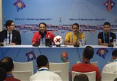 Iran Coach Chamanian: U-17 Football Team Has Big Dreams