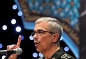سرلشکر باقری:اجازه تکرار نمایشهایی شبیه حوادث خیابان پاسداران را به آشوبگران نخواهیم داد