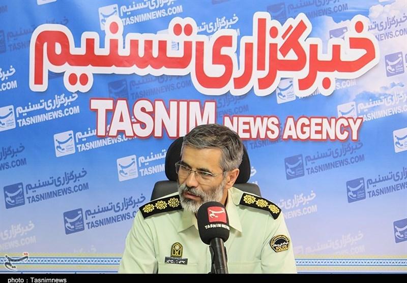تعامل و همکاری مردم با نیروی انتظامی استان مرکزی افزایش یابد