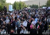 همایش بزرگ پیادهروی خانوادگی در یزد برگزار شد