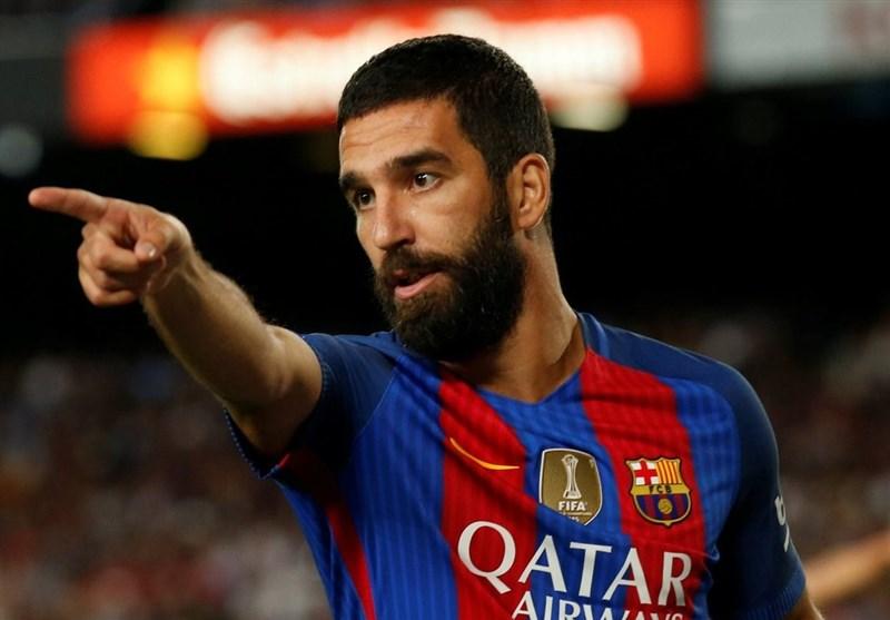 واکنش بازیکن بارسلونا به اقدام اخیر ترامپ + عکس