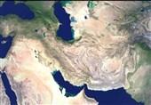 نقشه غرب آسیا