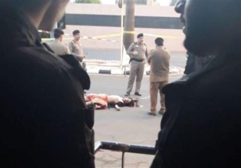 اخبار تایید نشده از حمله مسلحانه به کاخ السلام در جده
