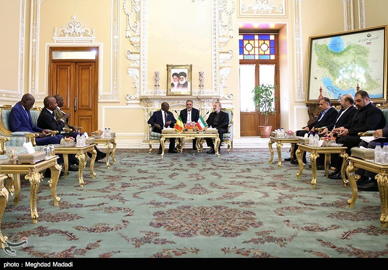 Speaker Larijani Voices Iran's Support for African Nations' Independence