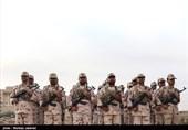 قزوین| صبحگاه مشترک نیروهای مسلح در استان قزوین برگزار شد