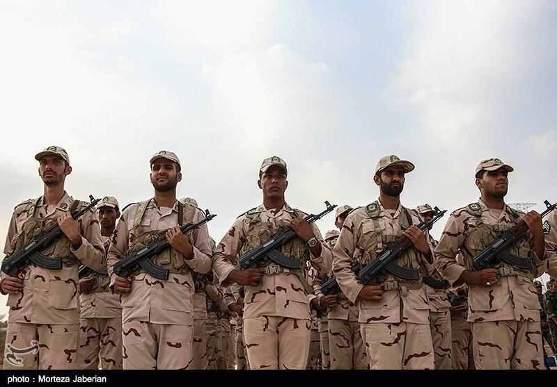 صبحگاه مشترک نیروهای مسلح گلستان برگزار شد