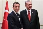Erdogan, Macron Discuss Syria Situation