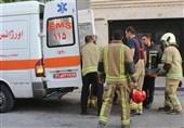 تصادف مینیبوس کارگران در جاده تبریز - آذرشهر 23 مصدوم برجای گذاشت