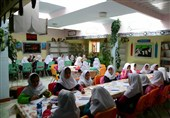 مراسم هفته ملی کودک در بیجار برگزار شد+تصویر